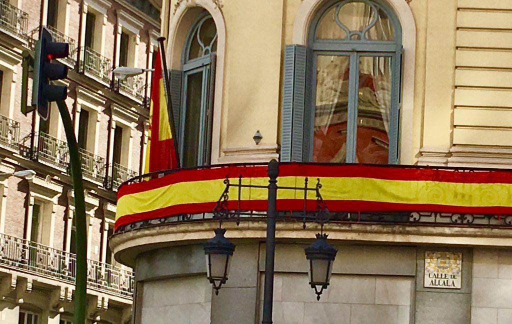 Balcón Gran Vía