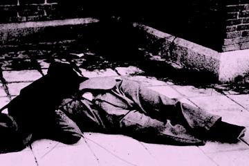 El cadáver de José Calvo Sotelo