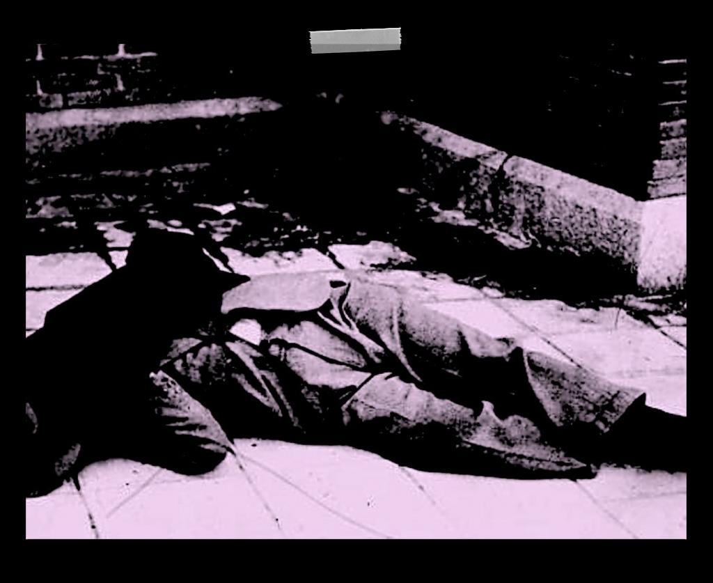Cadáver de José Calvo Sotelo